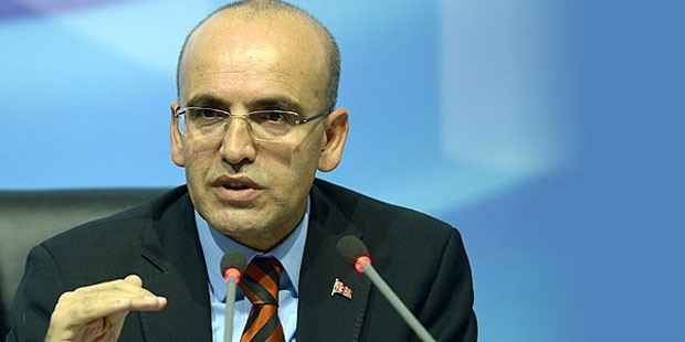 maliye bakanı Mehmet Simsek